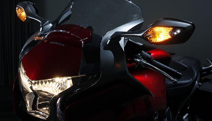 Honda 1200 cbr