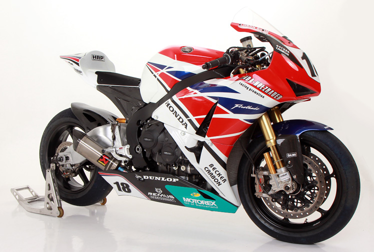 honda fireblade holzhauer racing promotion cbr1000rr sbk. Black Bedroom Furniture Sets. Home Design Ideas