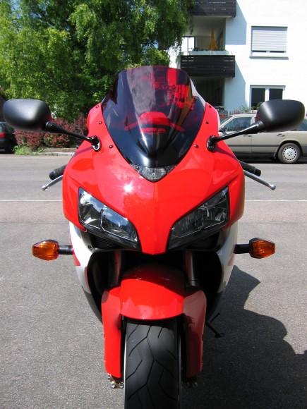 Honda Fireblade Mra Racingscheibe In Rot F 252 R Die