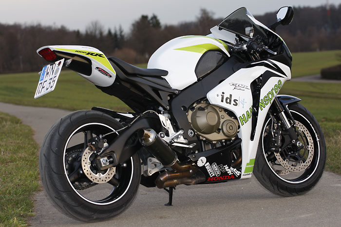 "Where Is Honda Made >> Honda Fireblade - Hannspree ""Made in China"" an meiner CBR1000RR SC59"