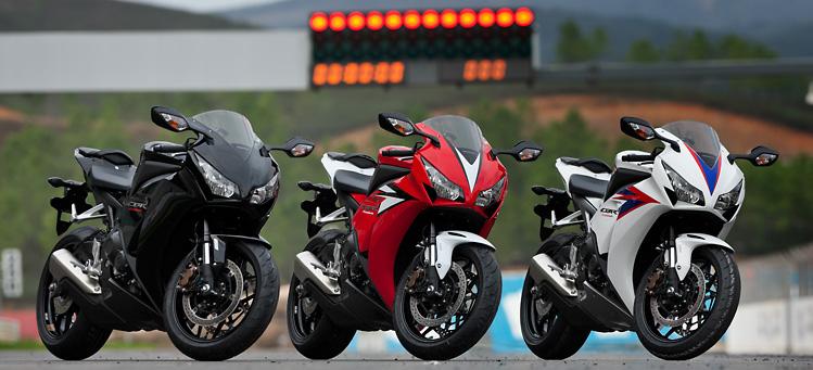 Honda Fireblade Vorstellung Der 2012er Cbr1000rr